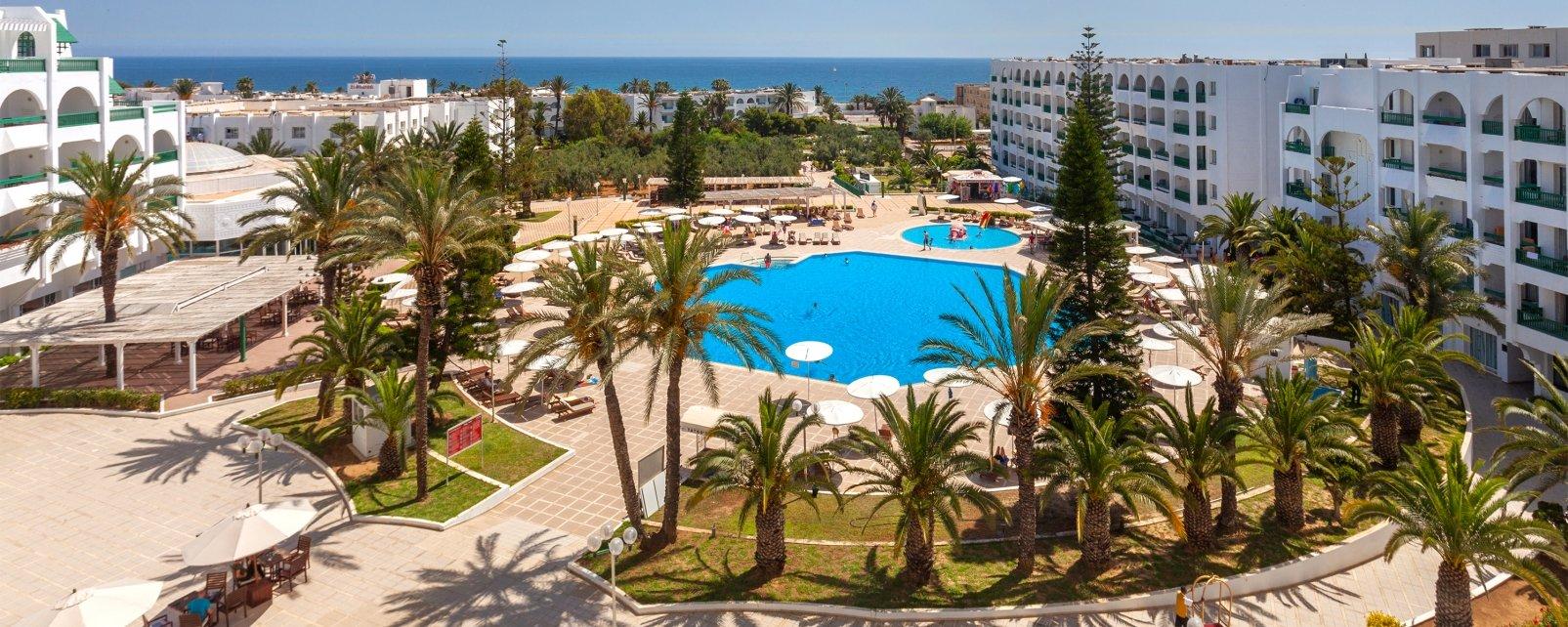 Hotel Hasdrubal Port El Kantaoui