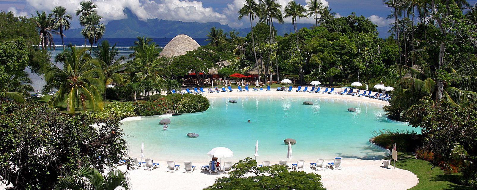 Hotel Méridien Tahiti