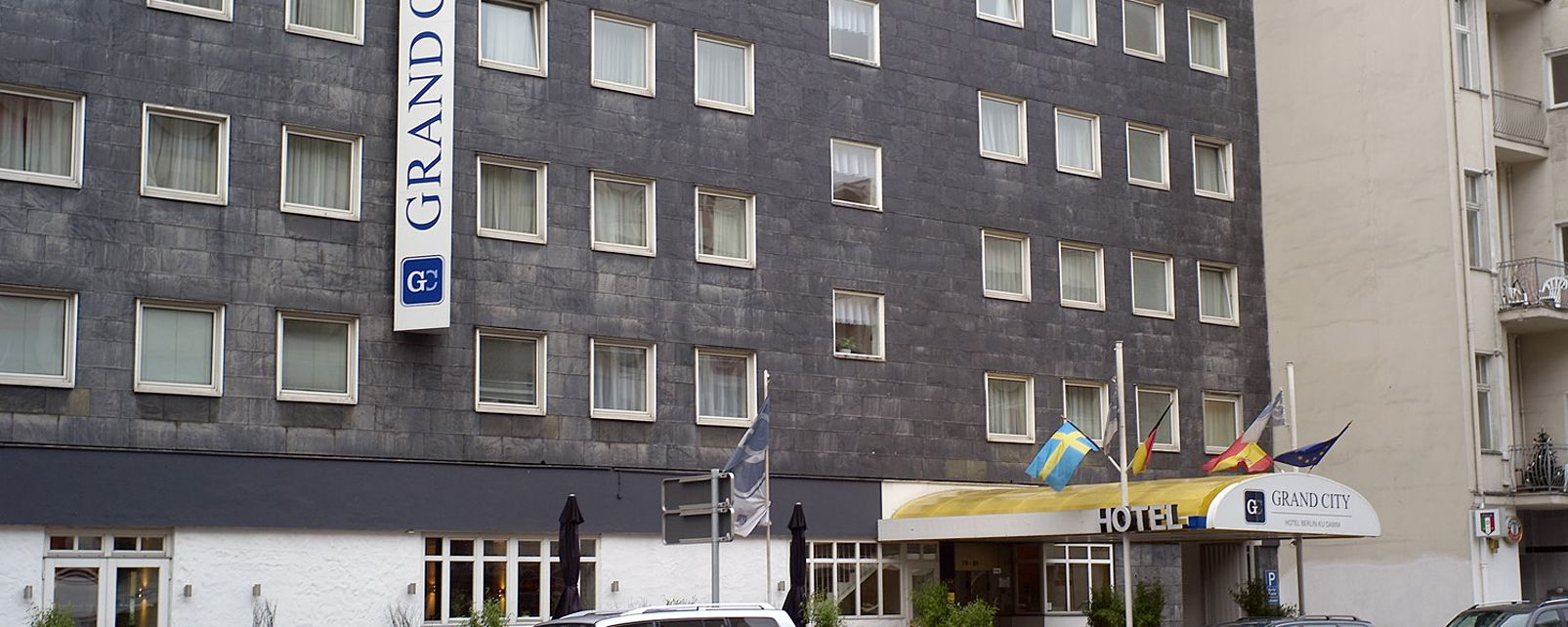 Hotel Grand City-Berlin Kudamm