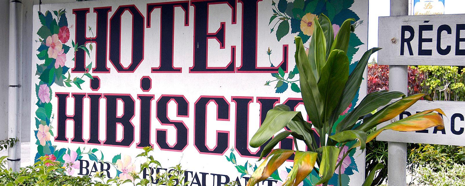 Hotel Hibiscus Moorea