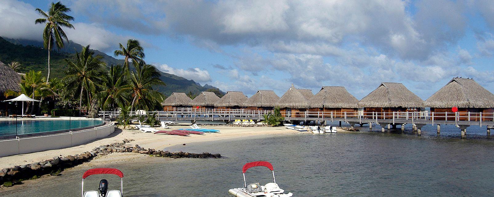 Hôtel Moorea Pearl Resort and Spa