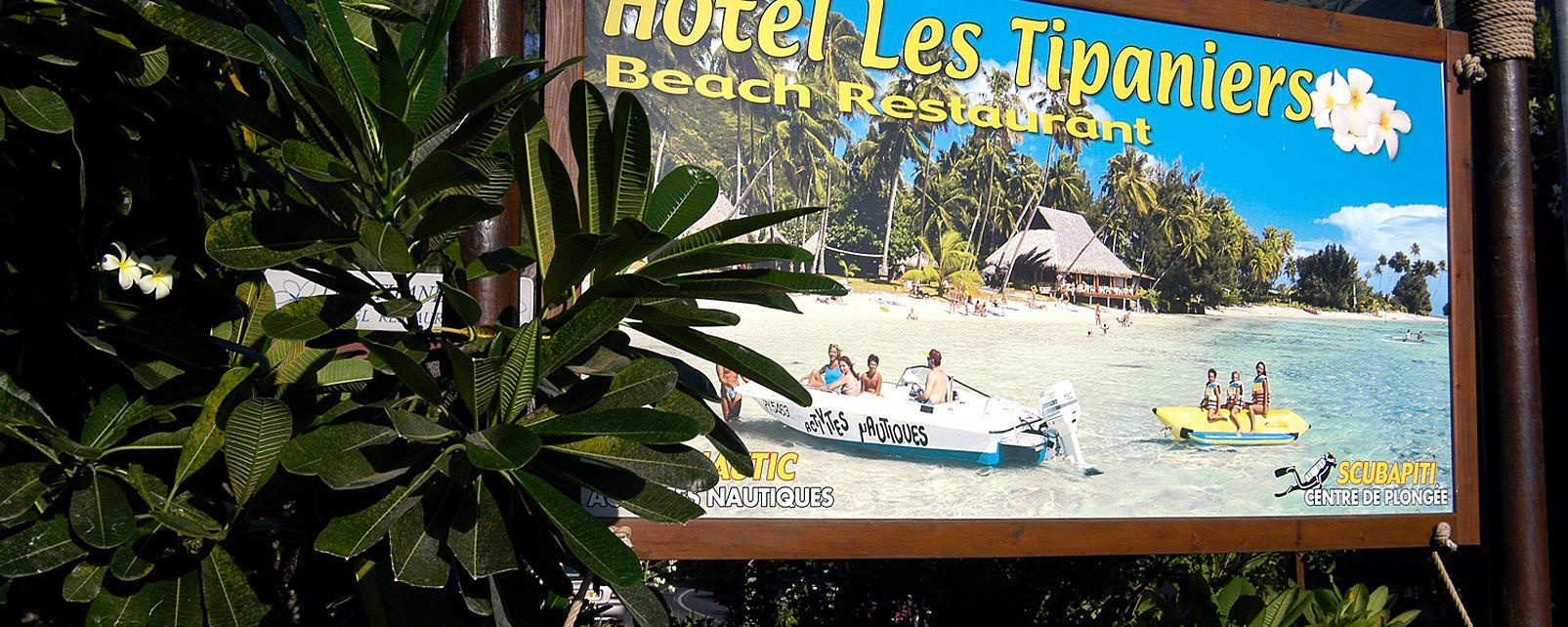 Hôtel Les Tipaniers
