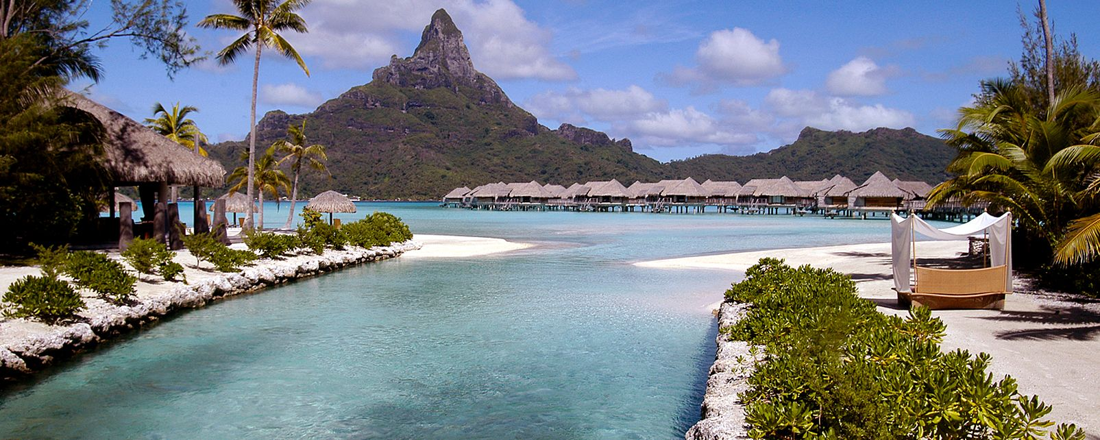 Hôtel Intercontinental Bora Bora Resort Thalasso and Spa