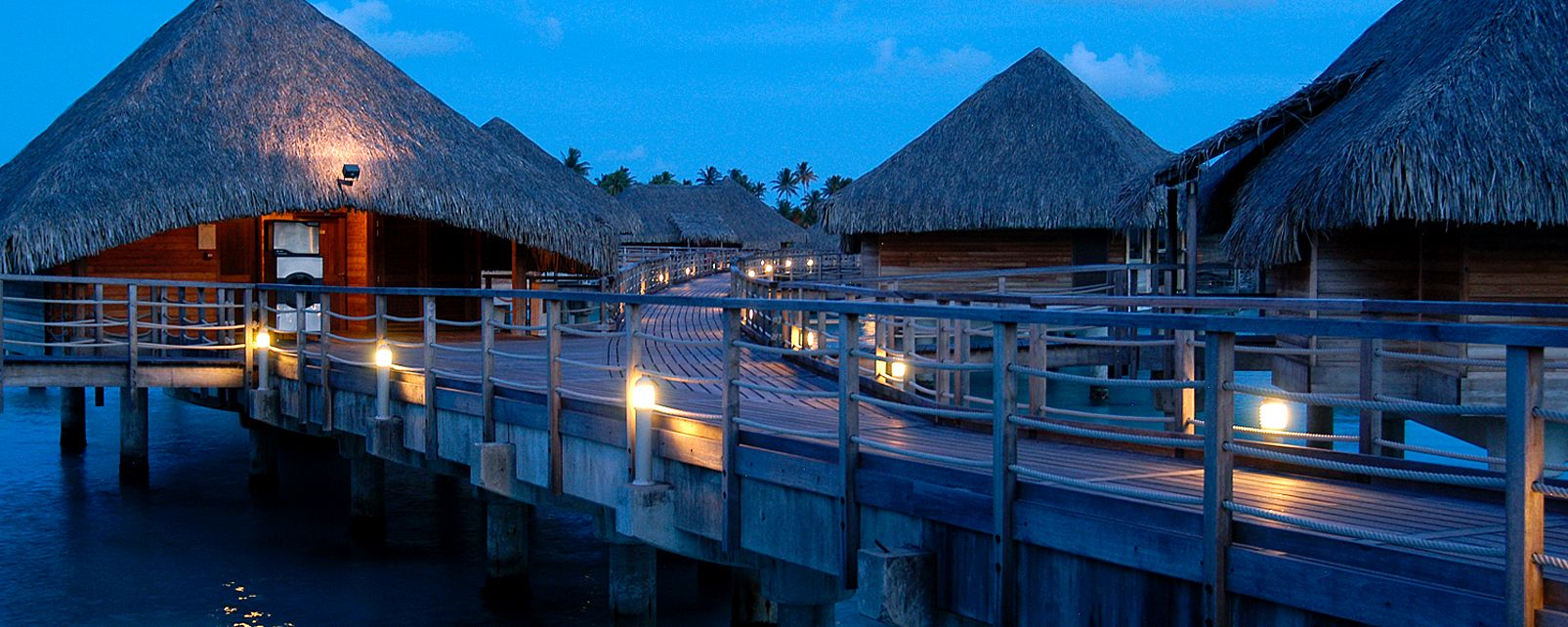Hotel Intercontinental Bora Bora Resort Thalasso and Spa