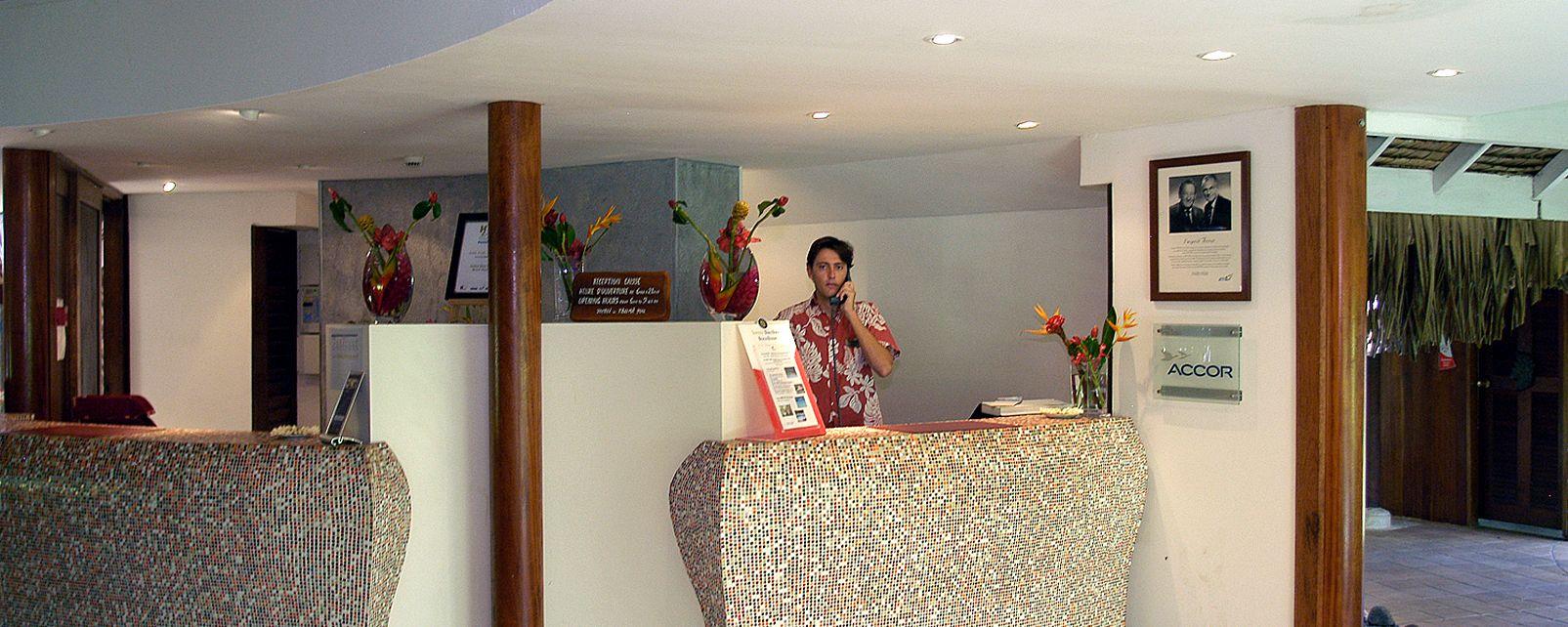 Hotel Sofitel Motu Bora Bora