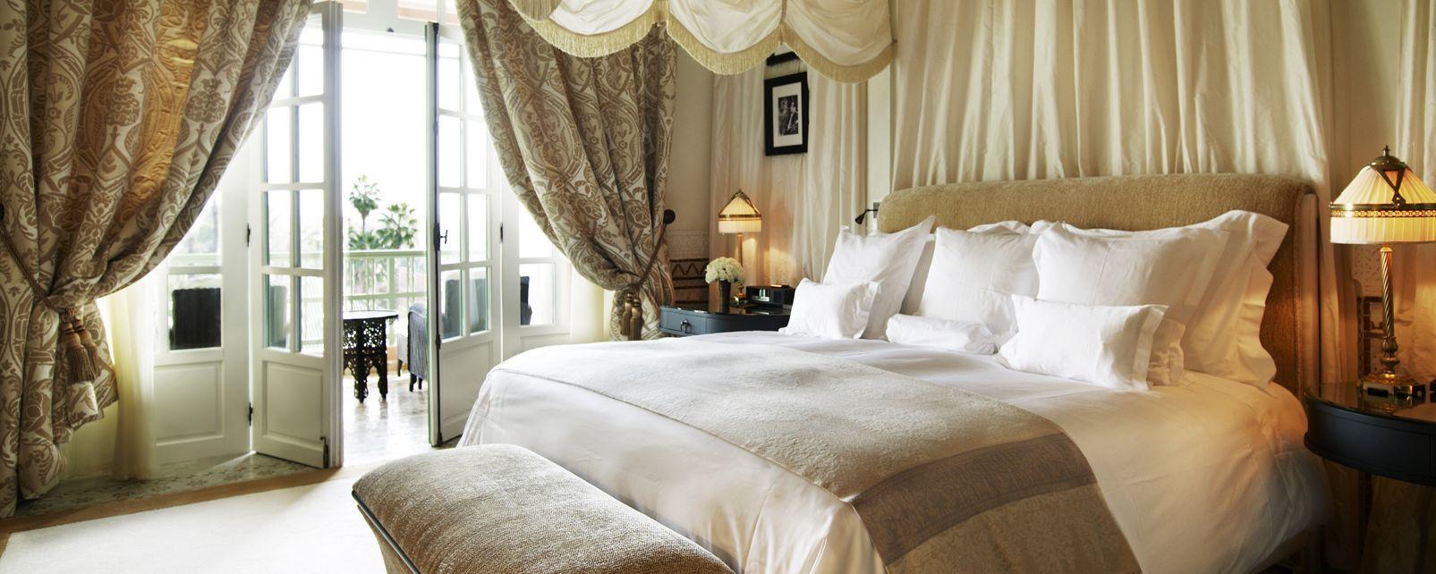 H tel la mamounia marrakech maroc - Prix chambre hotel mamounia marrakech ...