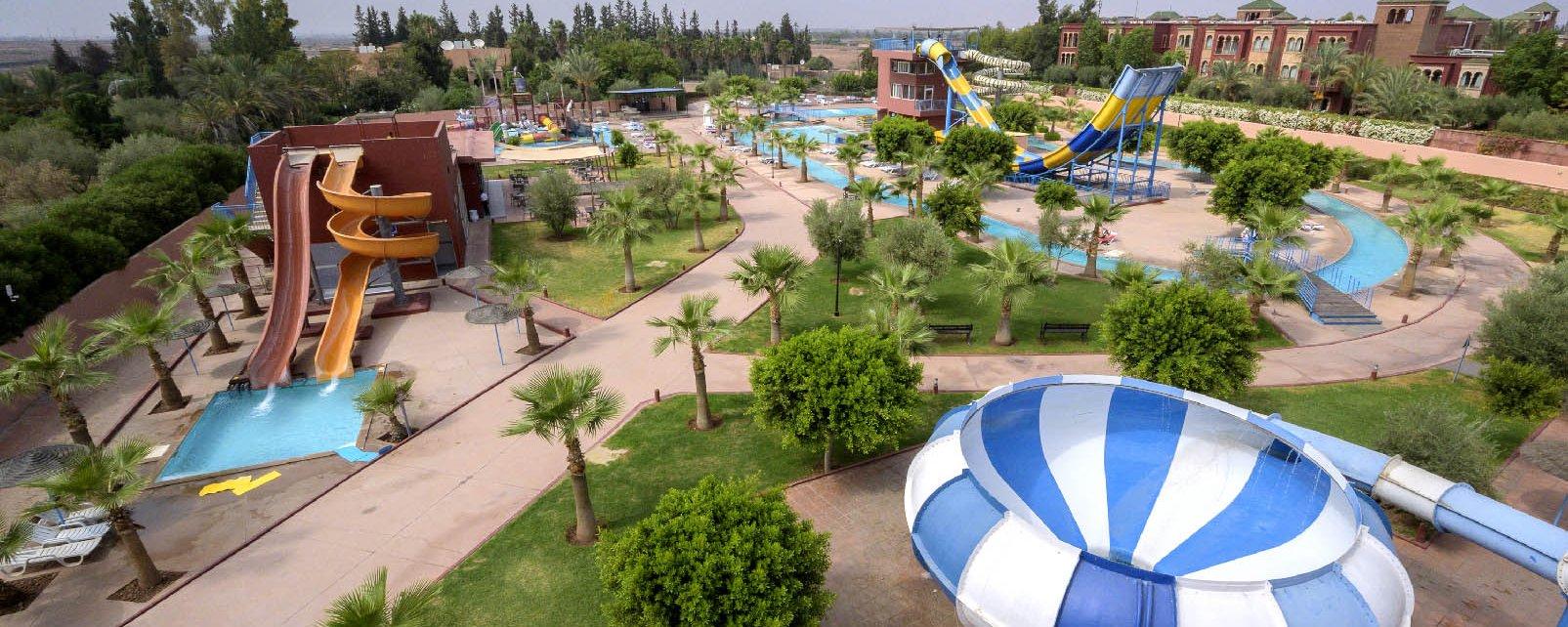 Hôtel Eden Andalou Spa Resort