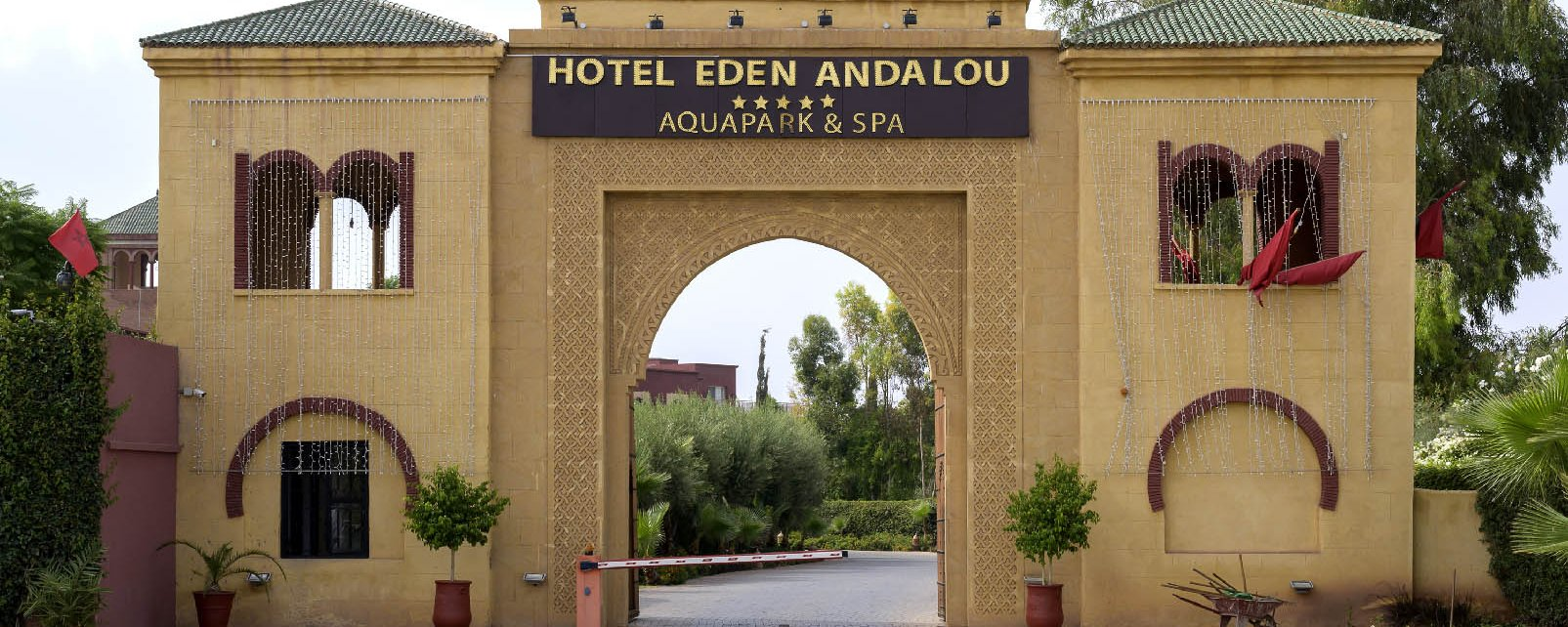 Hôtel Eden Andalou Spa Resort
