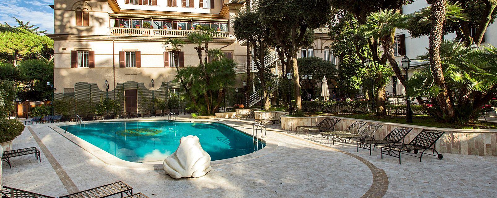 Hôtel Aldrovandi Palace