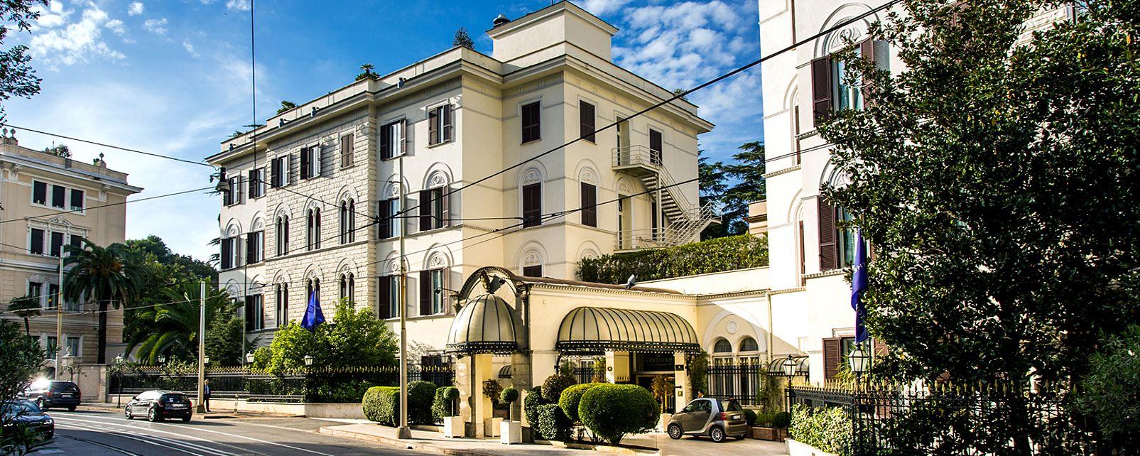 Hotel Aldrovandi Palace