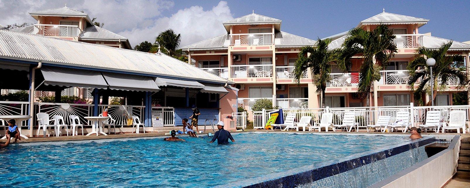 Hôtel Résidence Diamant Beach