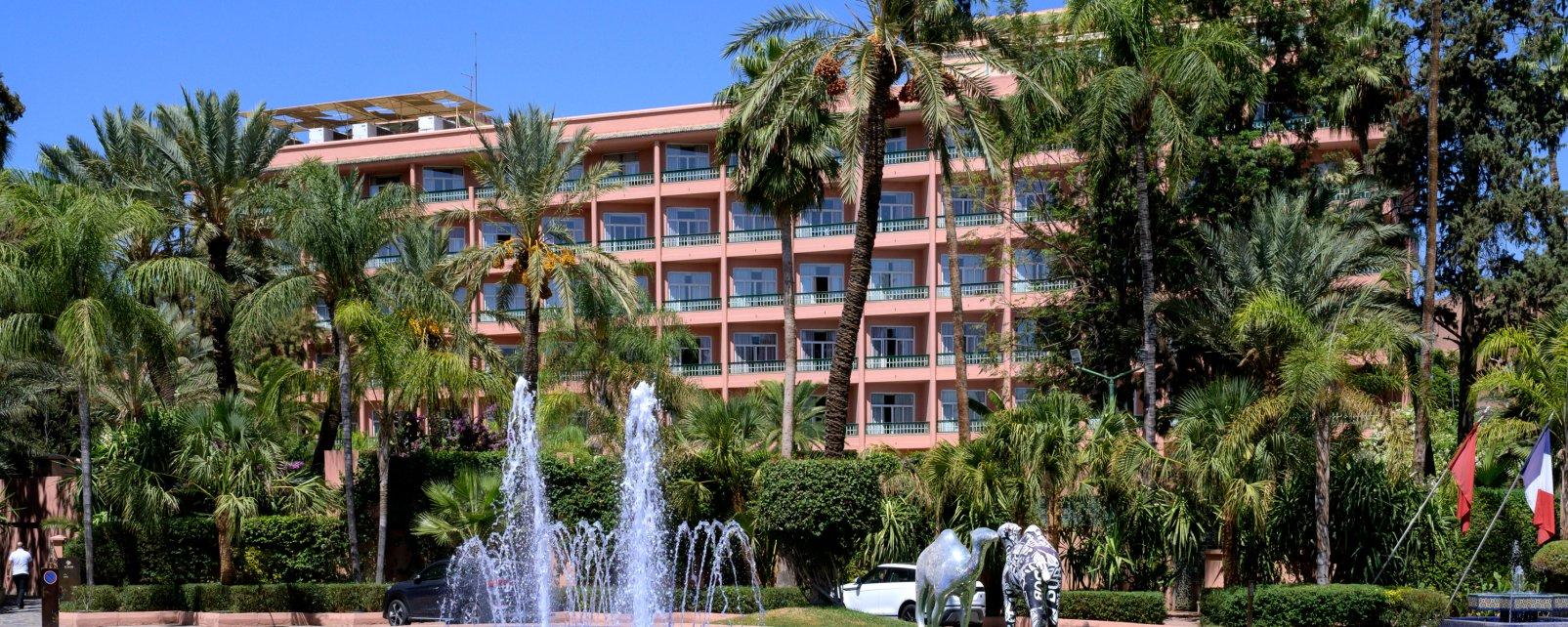 Hotel Es Saadi Garden Resort