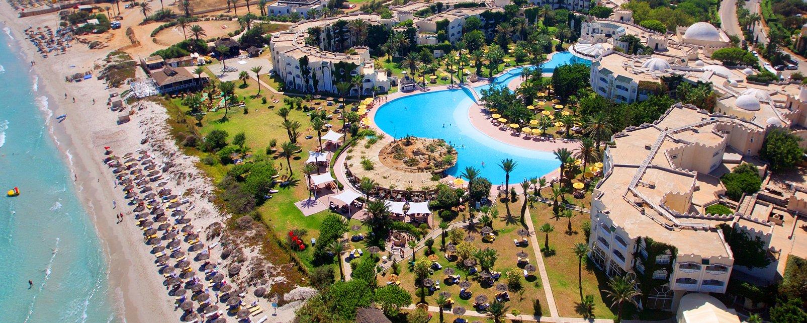 Hôtel LTI Mahdia Beach