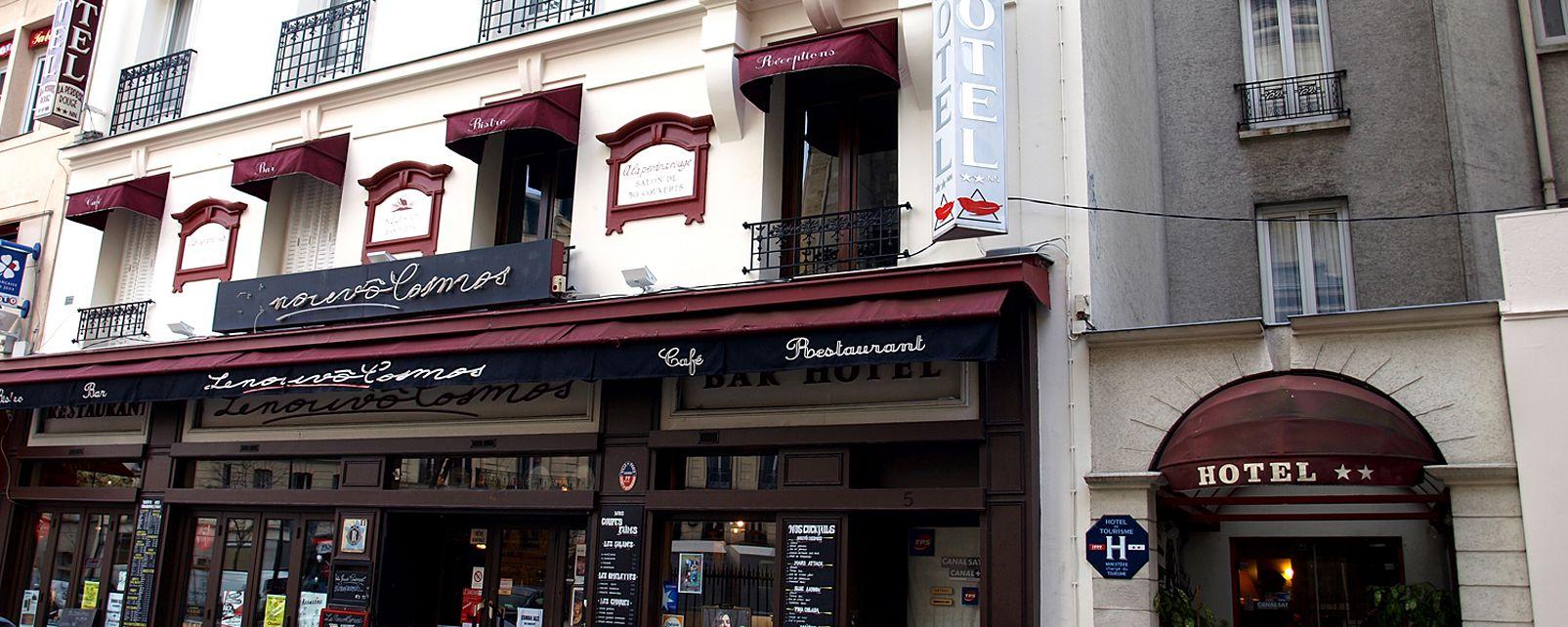 Hôtel De La Perdrix Rouge Paris