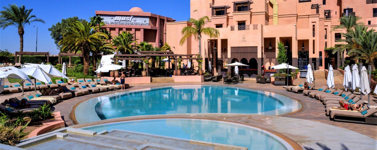 Hôtel Mansour Eddahbi