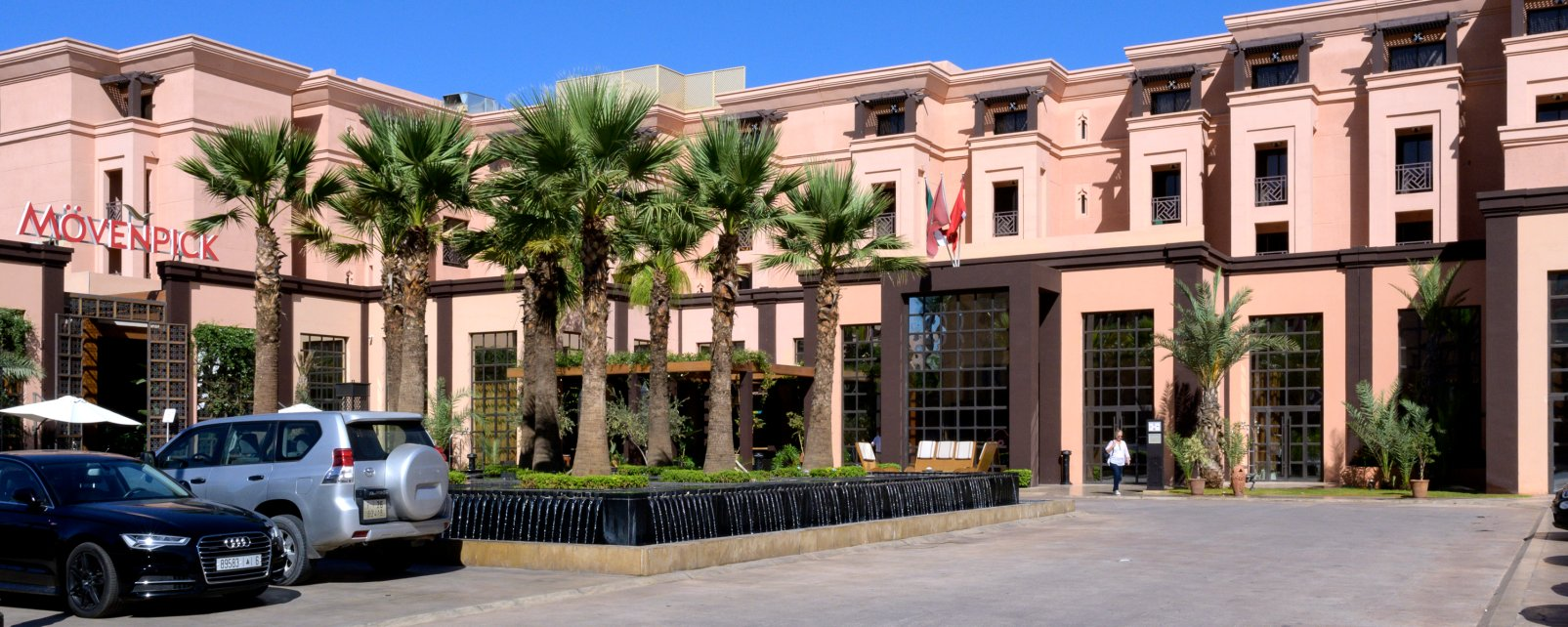 Hôtel Movempick Mansour Eddahbi