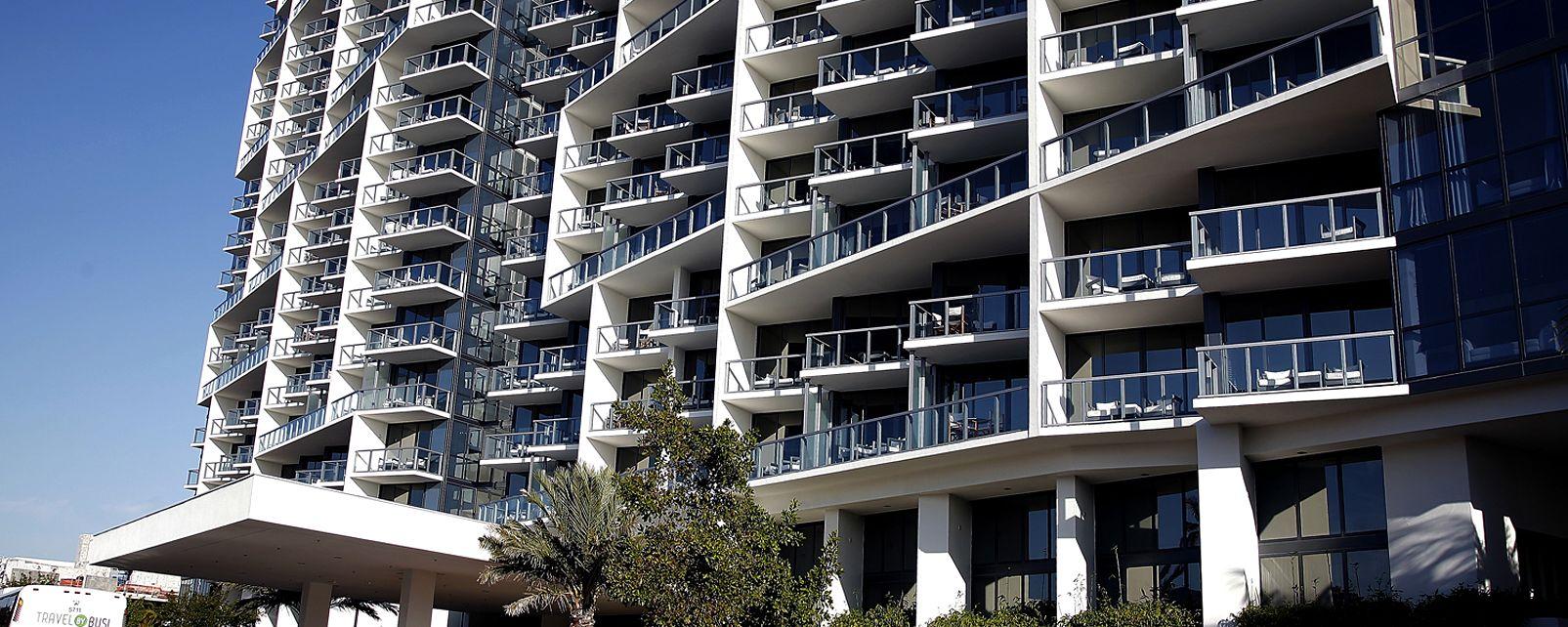 Hotel  The W South Beach