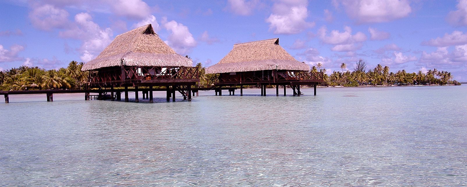 Hotel Vahine Private Island Resort