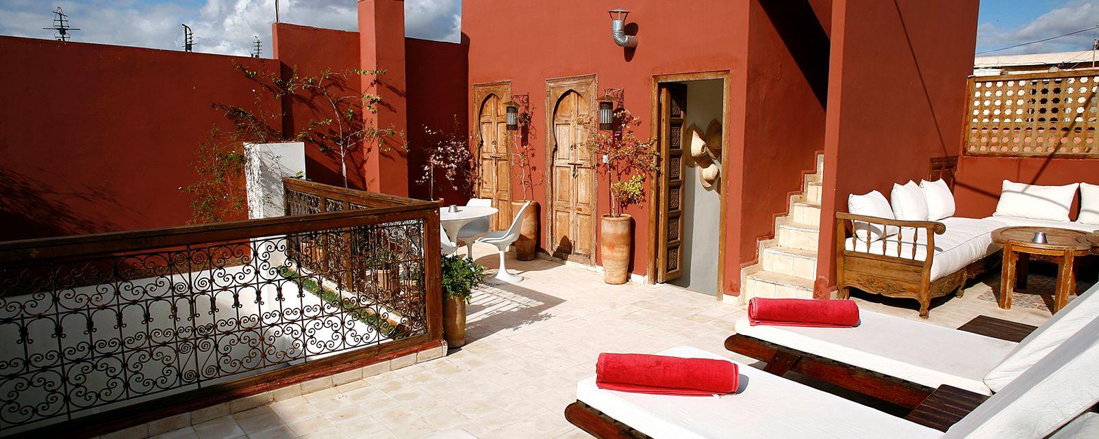 Hôtel Riad Al Mansoura