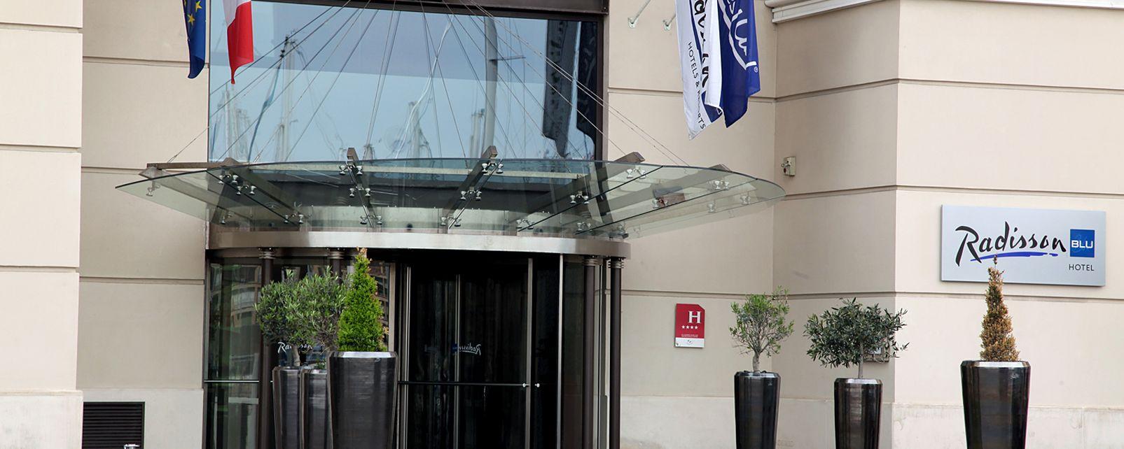Hôtel Radisson Blu Hotel