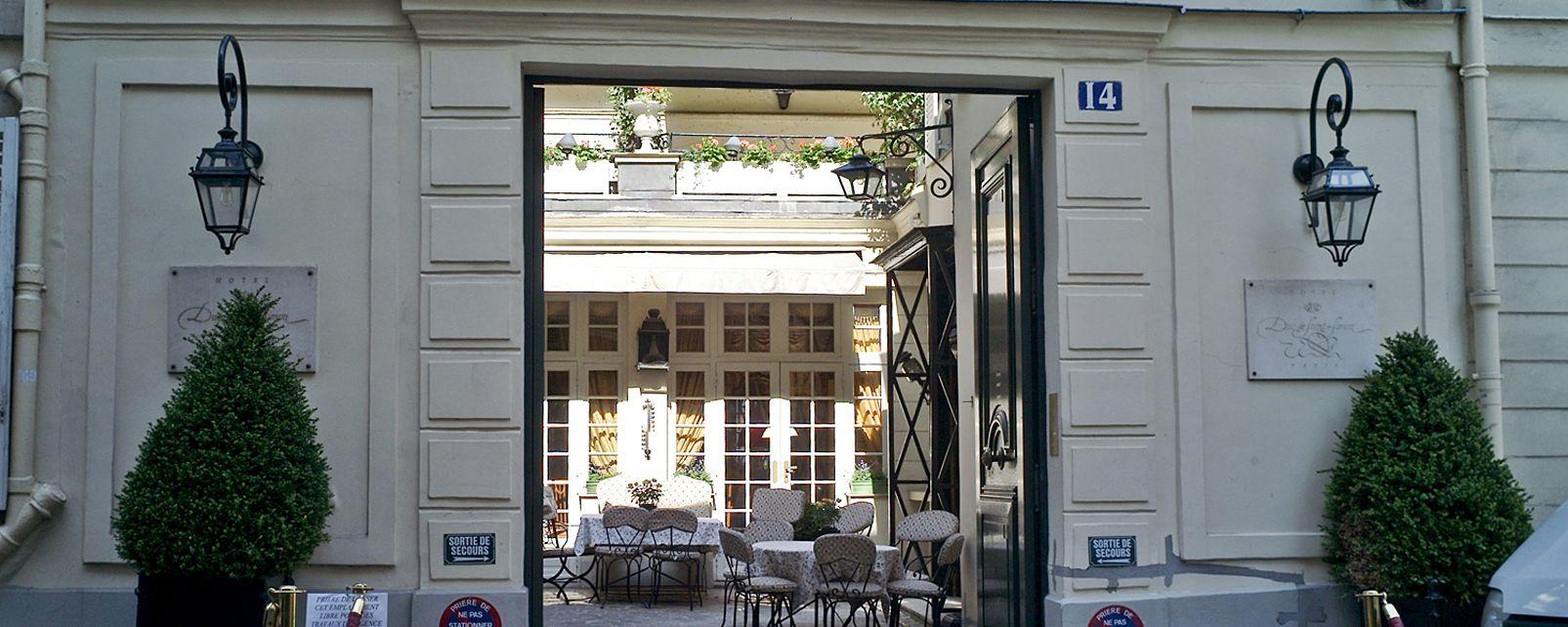 Hotel Duc de St Simon