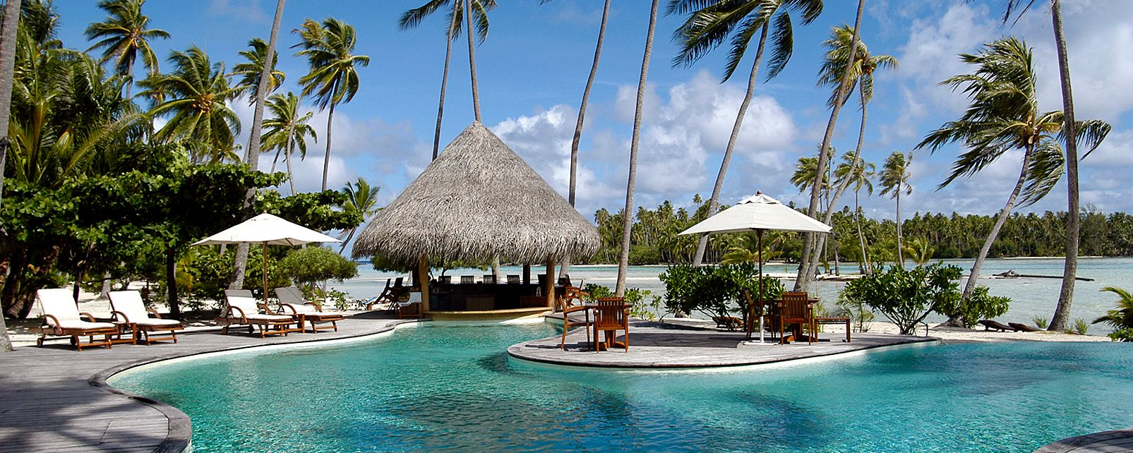Hotel Tahaa Private Island Resort and Spa
