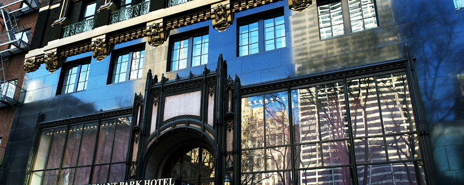 Hôtel The Bryant Park Hotel