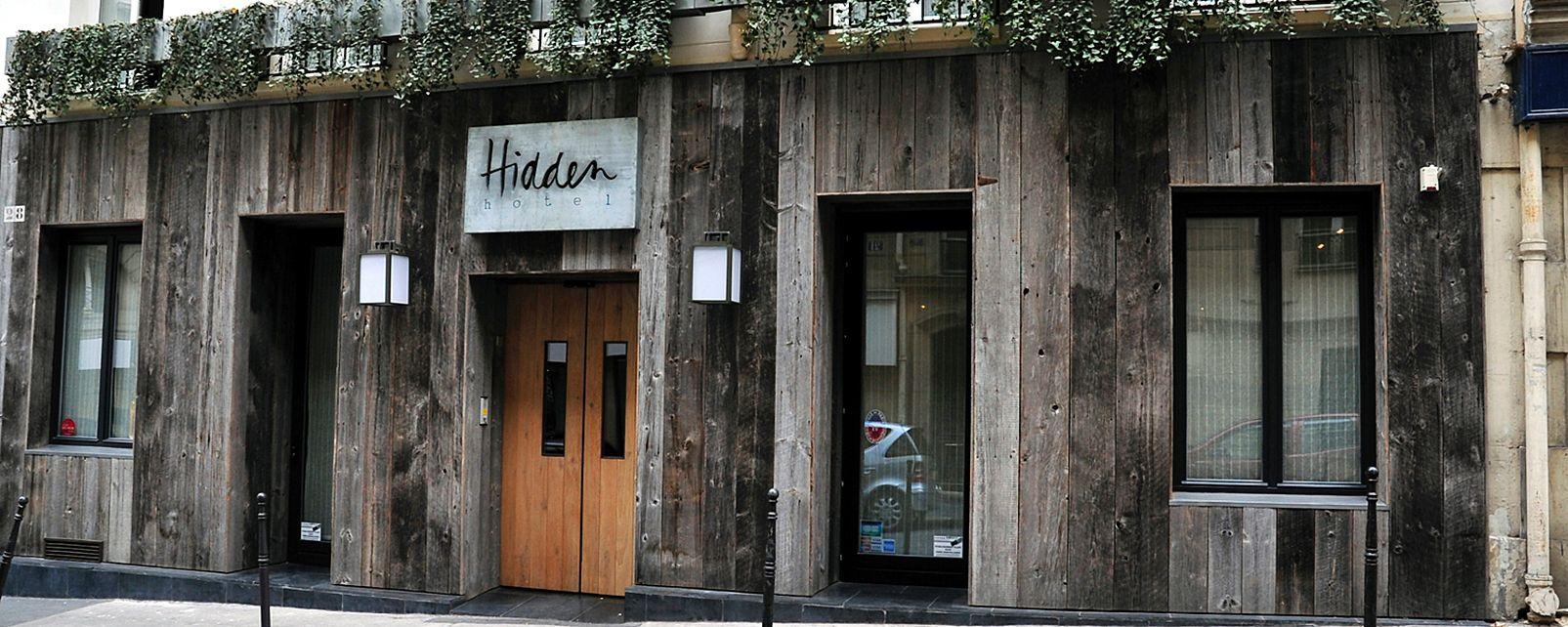 Hôtel Hidden Hotel