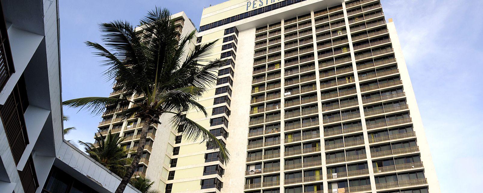 Hôtel Pestana Bahia