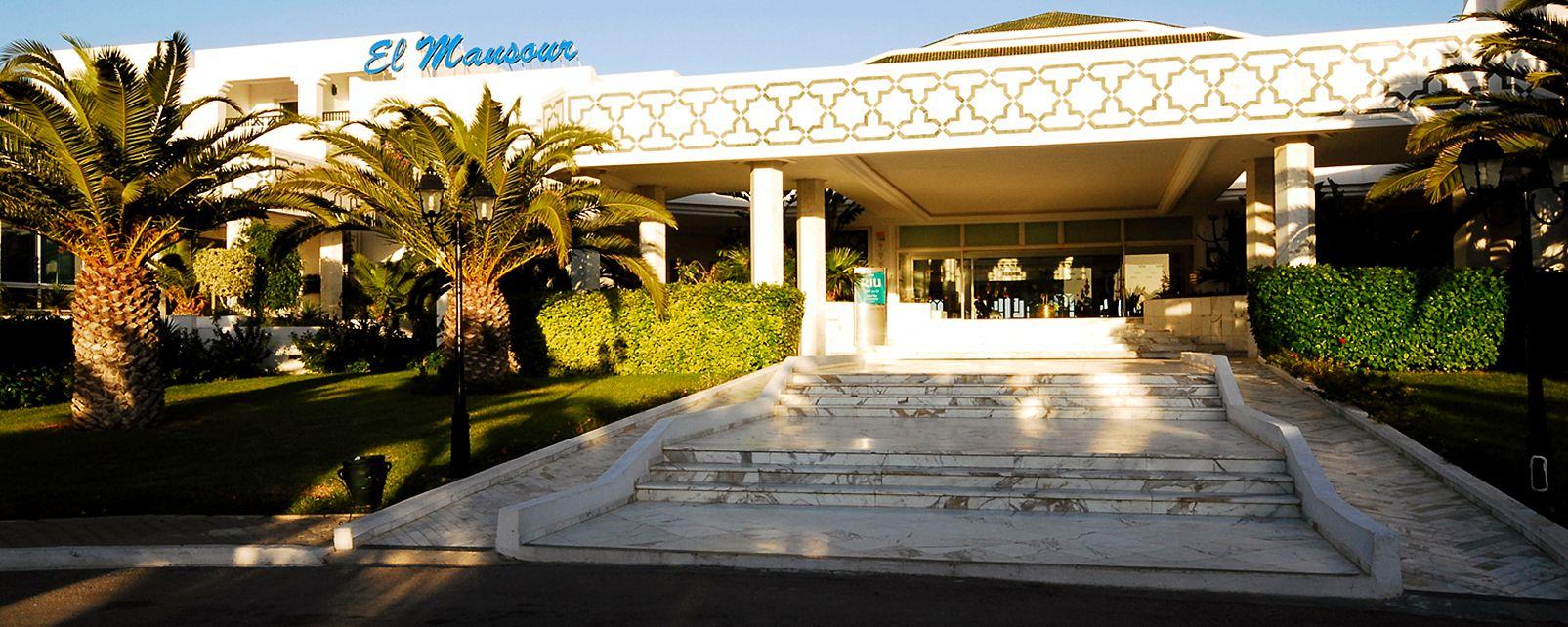 Hôtel El Mansour