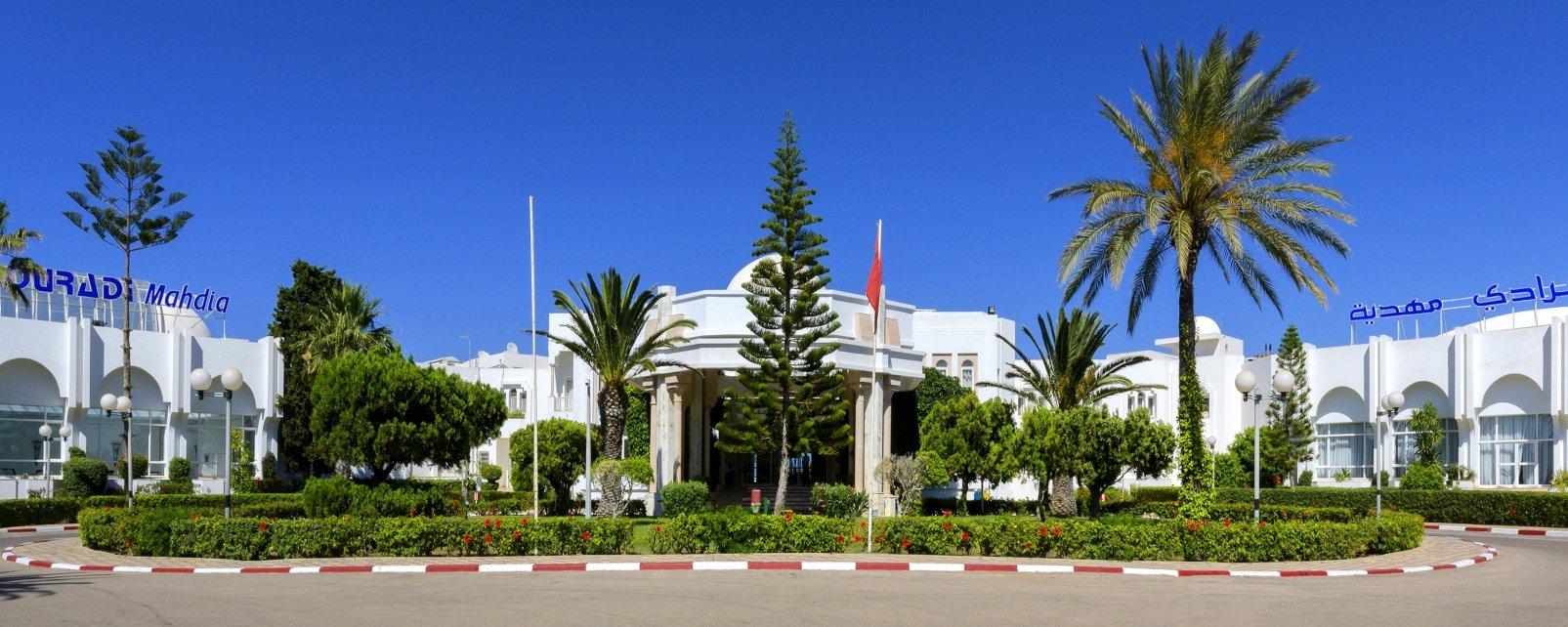 Hôtel El Mouradi Mahdia