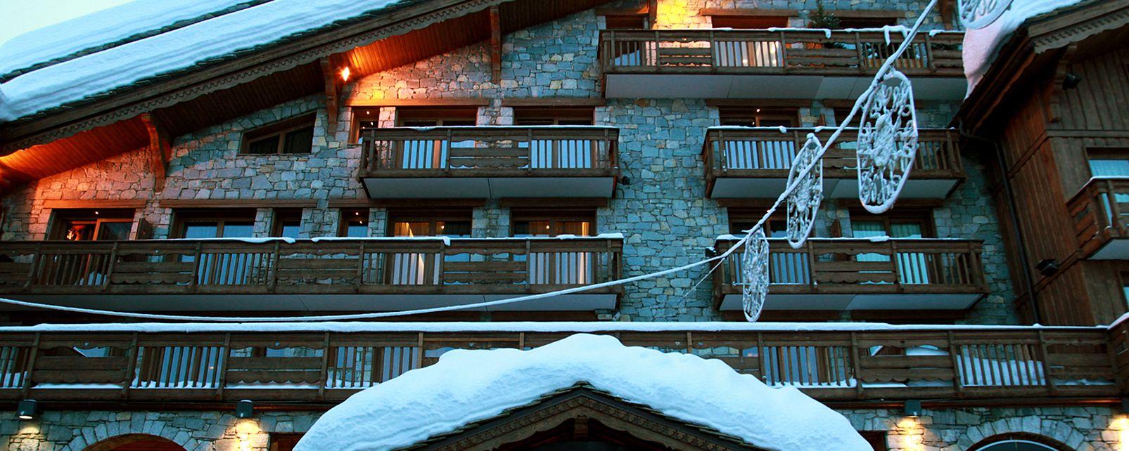 Hotel Les Grandes Alpes