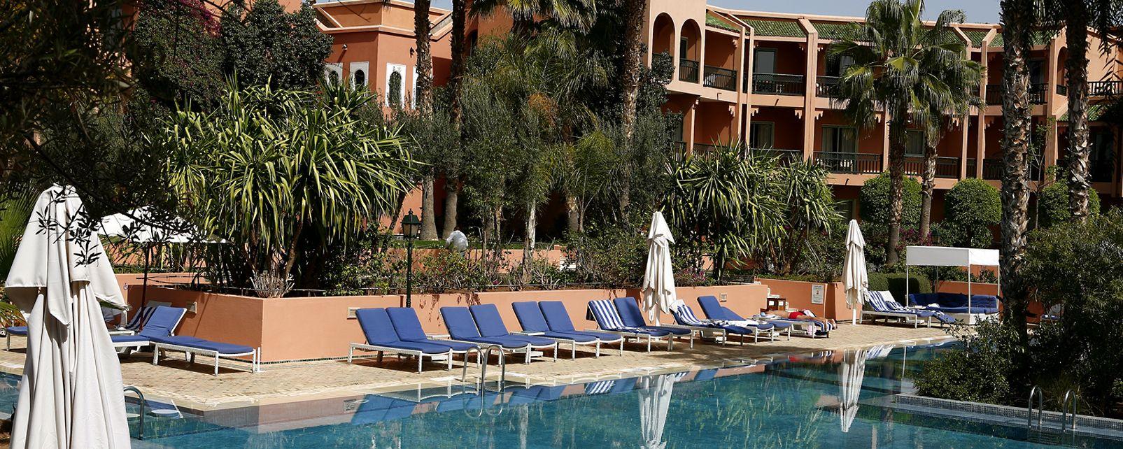 Hotel Du Golf Booking