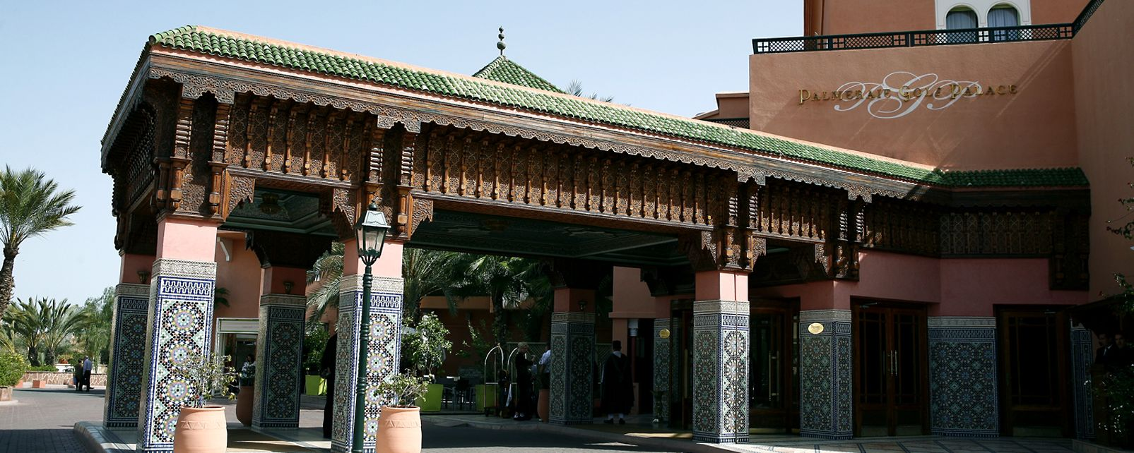 Hôtel Palmeraie Golf Palace