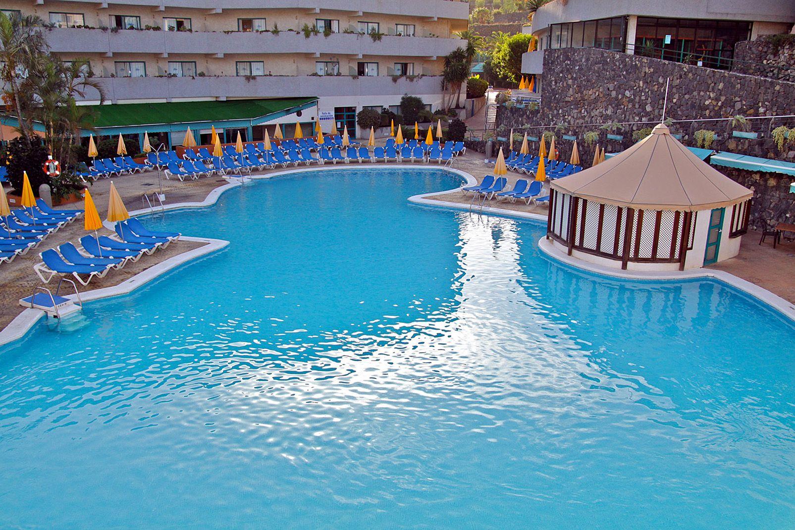 Hôtel Turquesa Playa 4* - 1