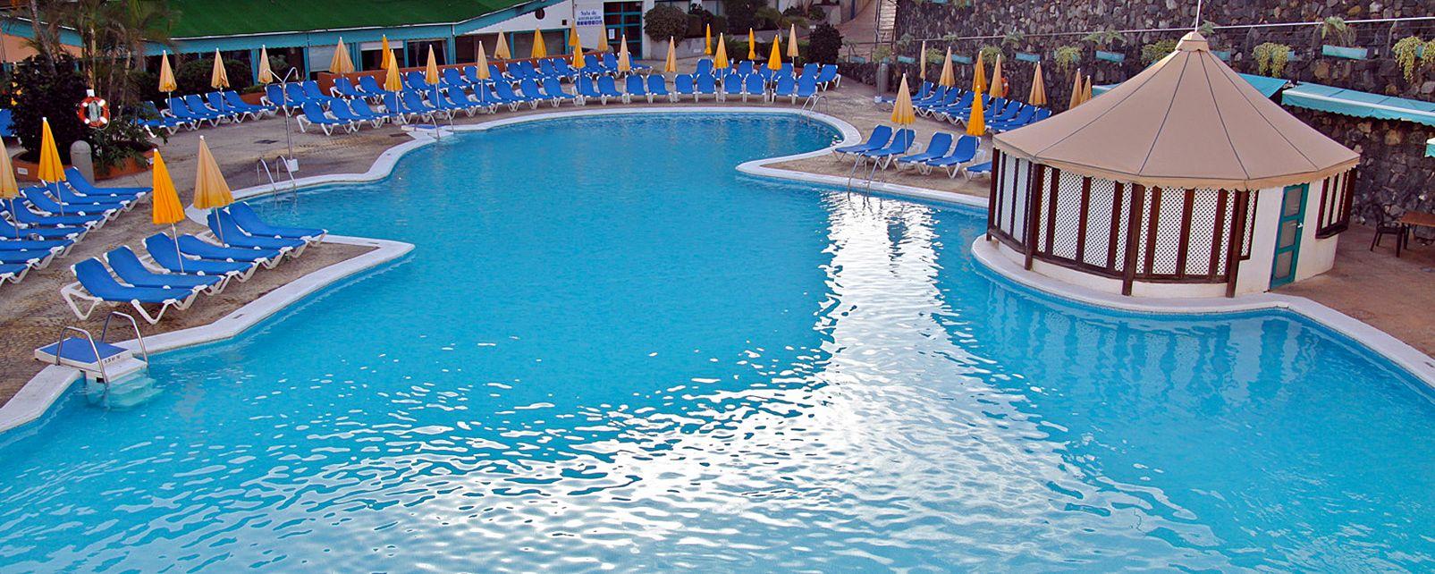 Hotel gran turquesa playa in puerto de la cruz - Turquesa playa puerto de la cruz ...