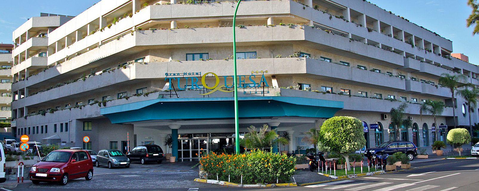 Hotel Gran Turquesa Playa