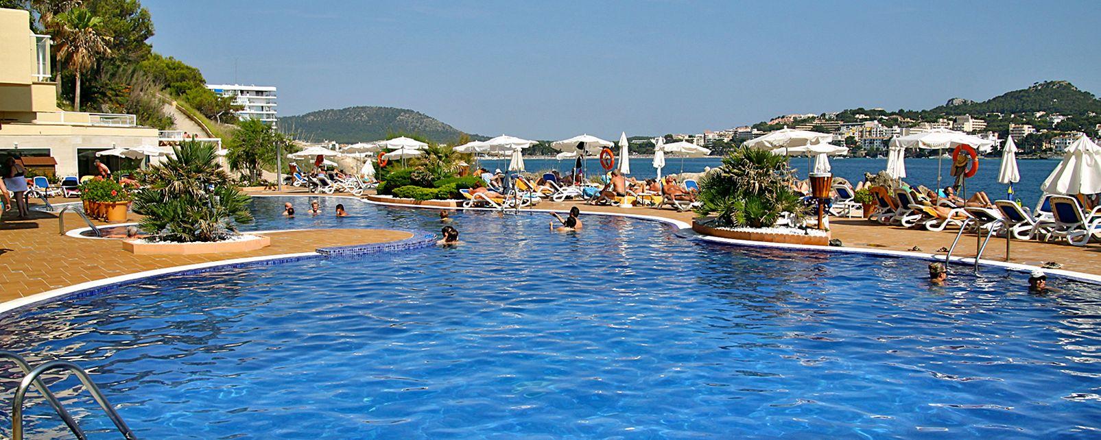 Hotel iberostar jardin del sol suites and spa in for Jardin del sol santa ponsa