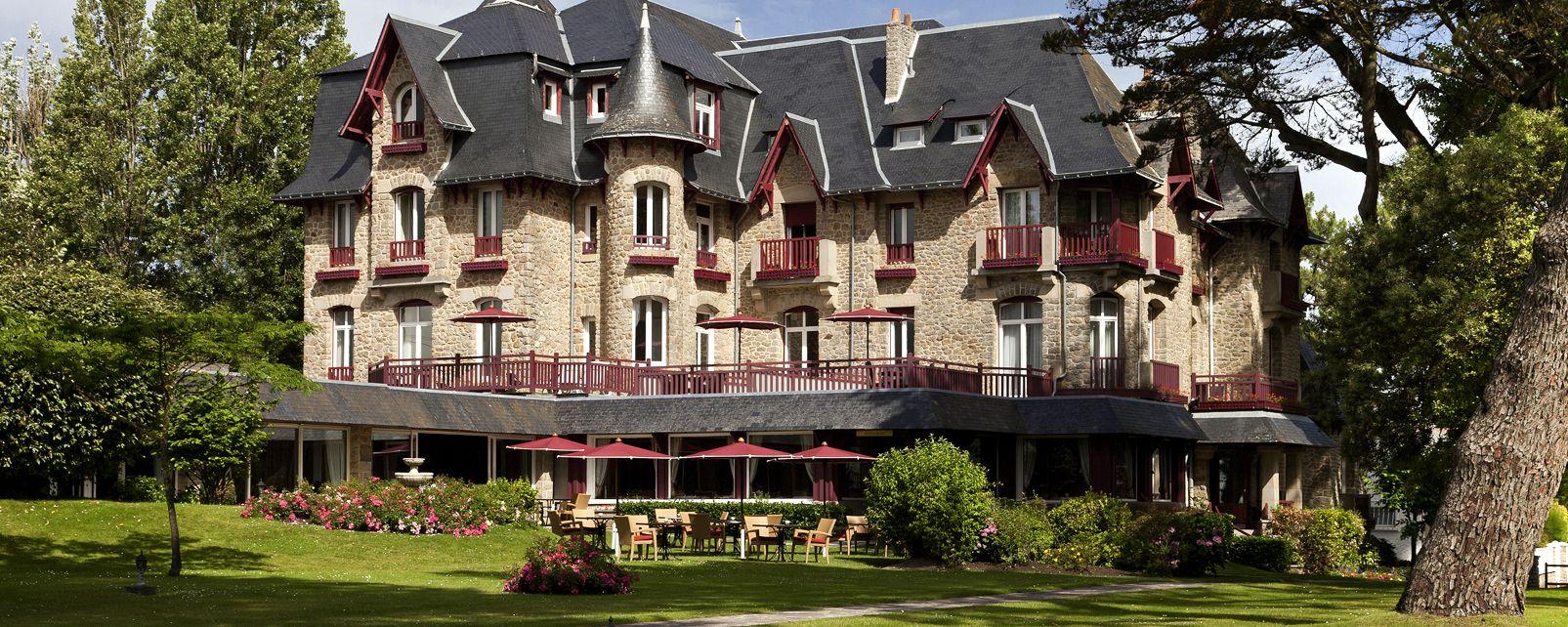 Hôtel Castel Marie-louise