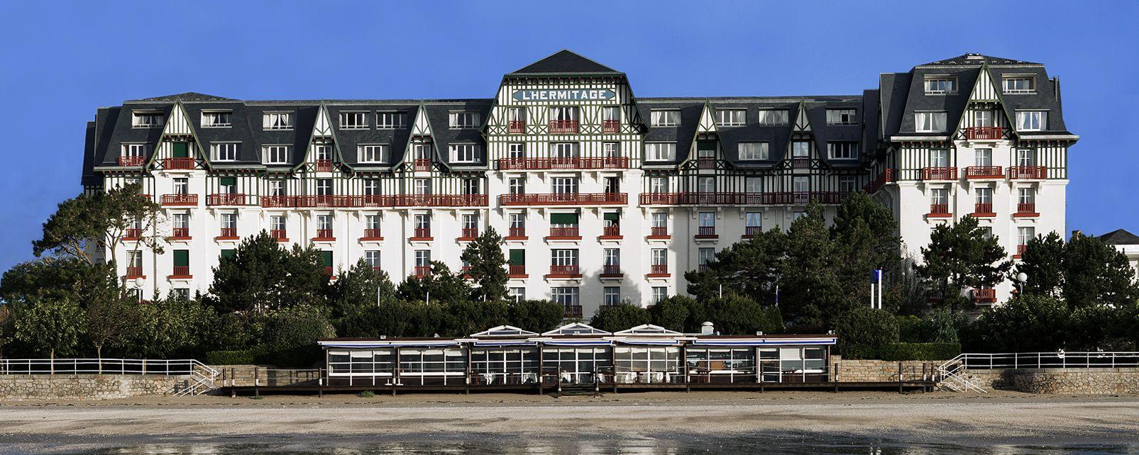 Hôtel Hermitage Barriere