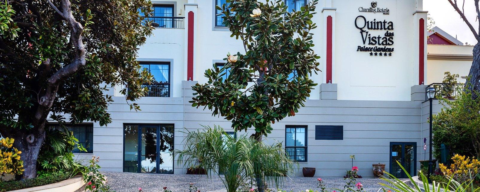 Hôtel Quinta Das Vistas Palace Garden