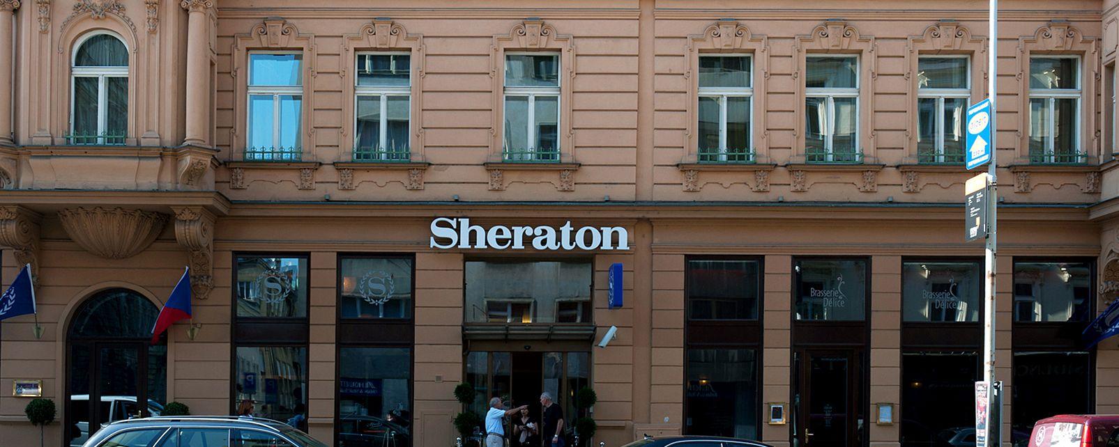 Hôtel Sheraton Prague