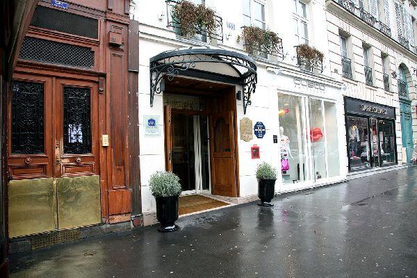 Hotel Best Western Premier Au Manoir St Germain De Pres, Paris