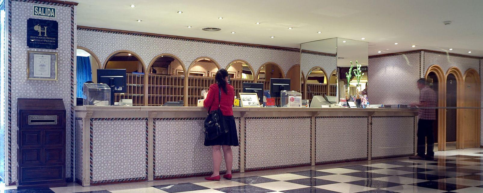 Hôtel Tryp Macarena