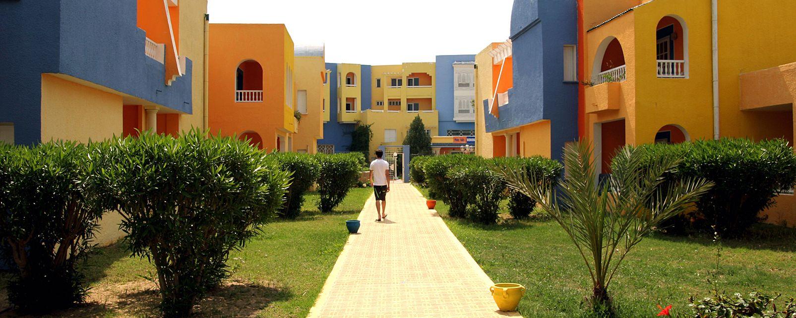 Hôtel Hammamet Village