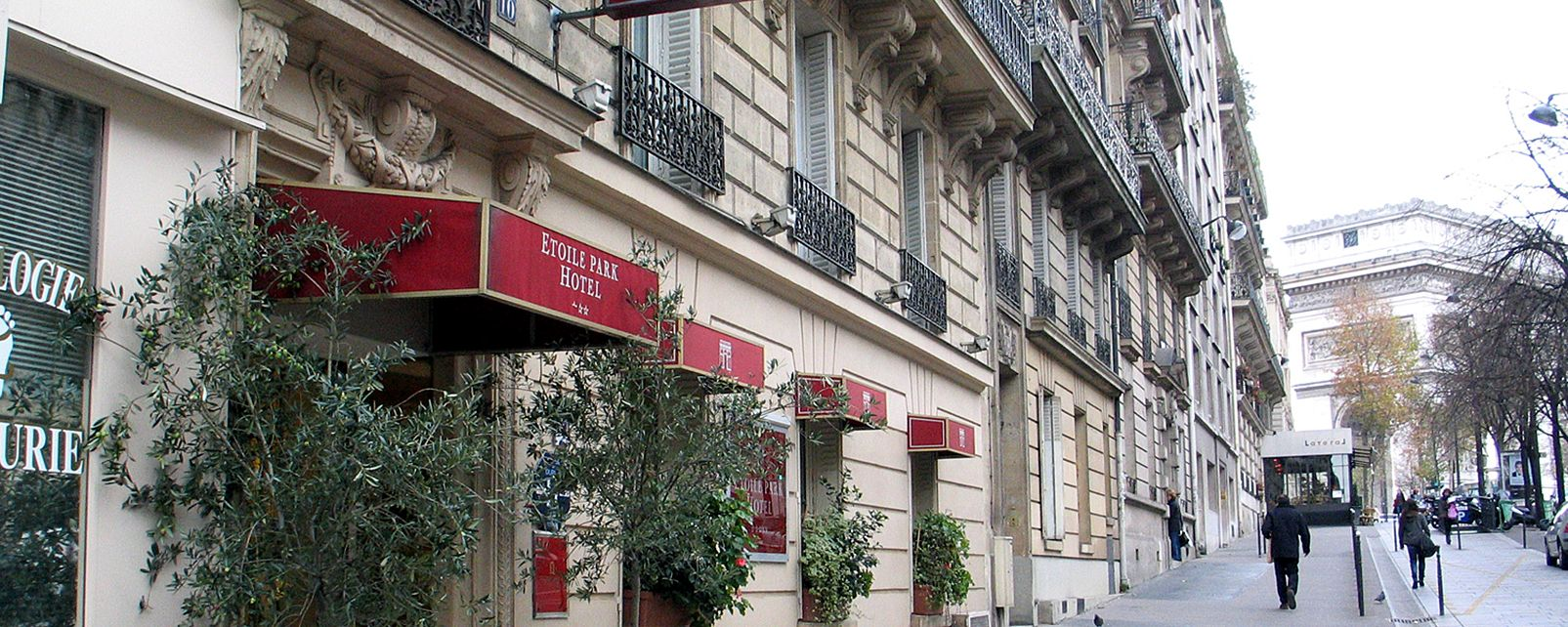 Hotel Etoile Park