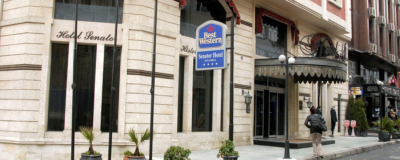 Hotel Best Western Senator