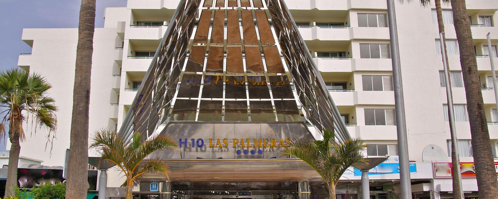 Hôtel H10 Las Palmeras