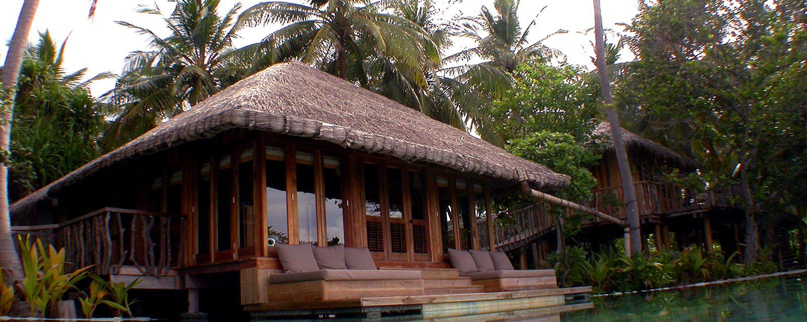 Hôtel Soneva Fushi