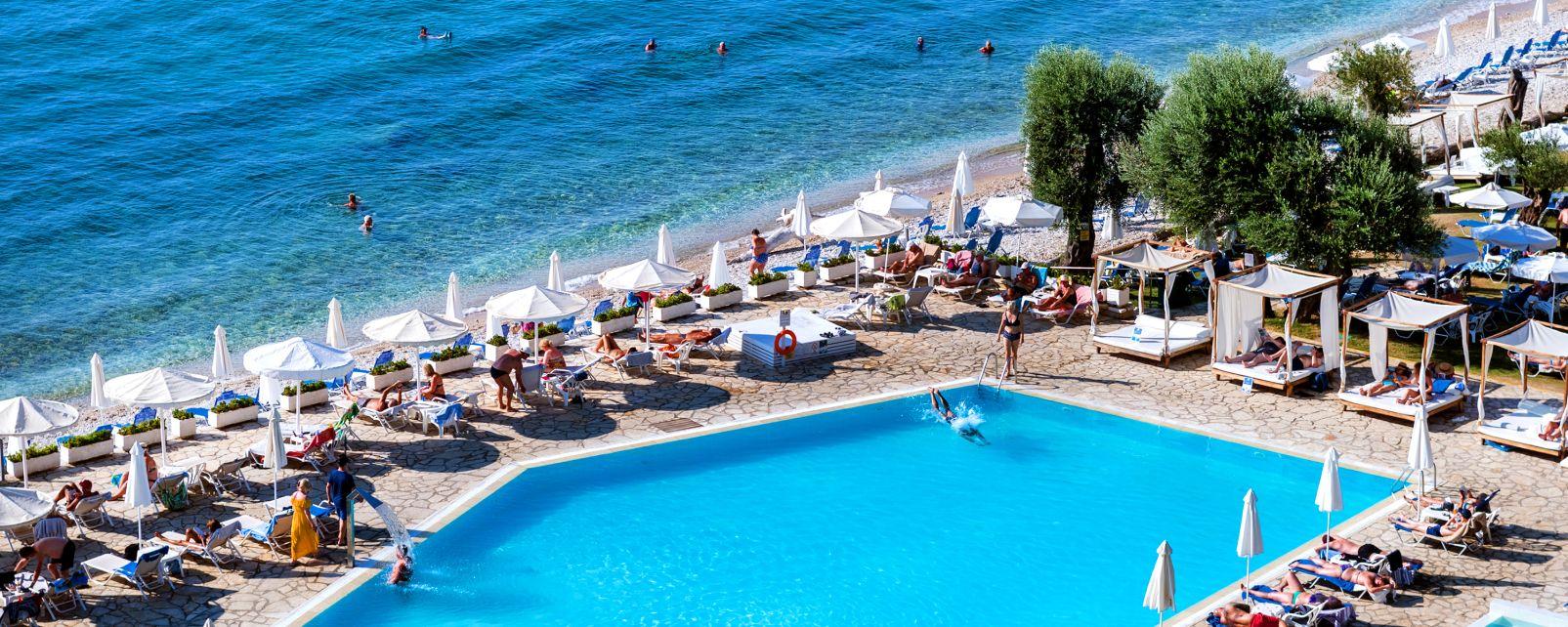 Hotel Club H�liades Nissaki Beach